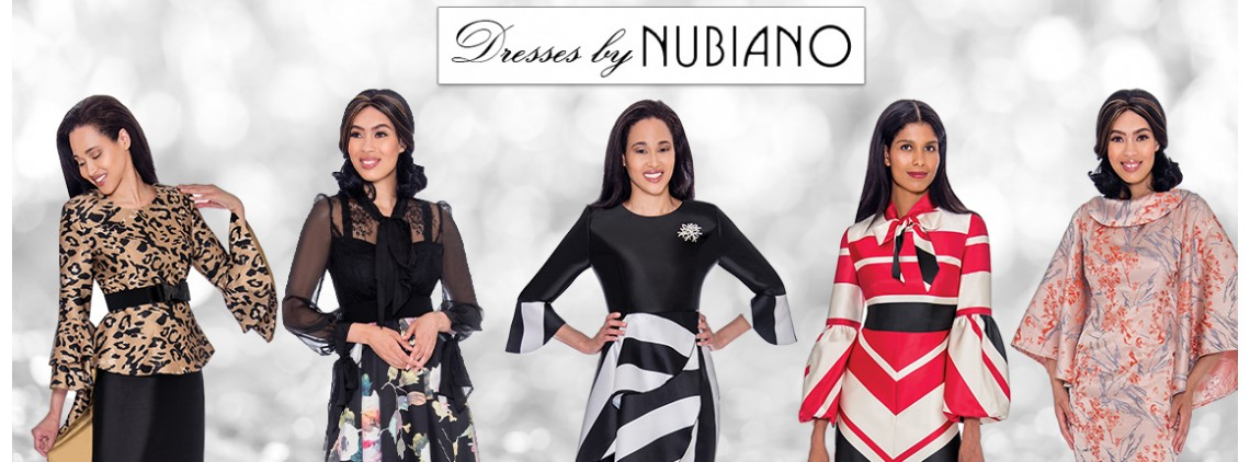 Dresses by Nubiano Fall 2019